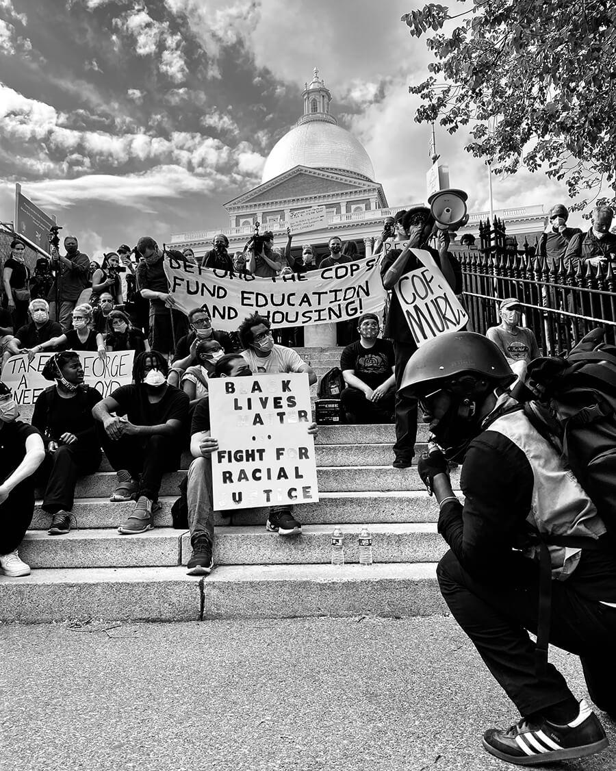 Black Lives Matter Protests 2020