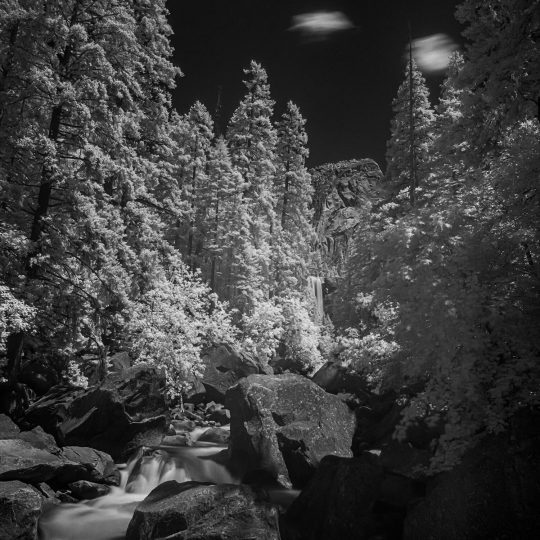 Yosemite Infared